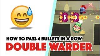 King of Thieves - Base 13 double warder base!