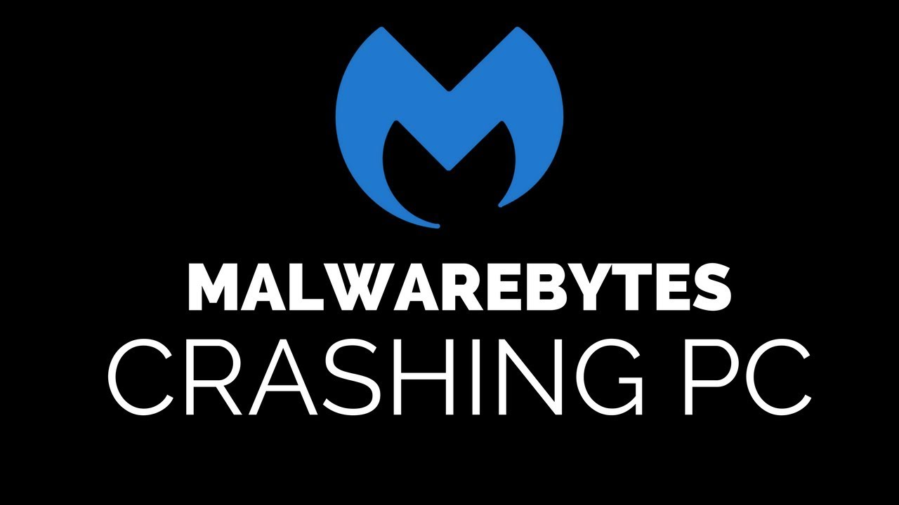 malwarebytes crashes computer during scan