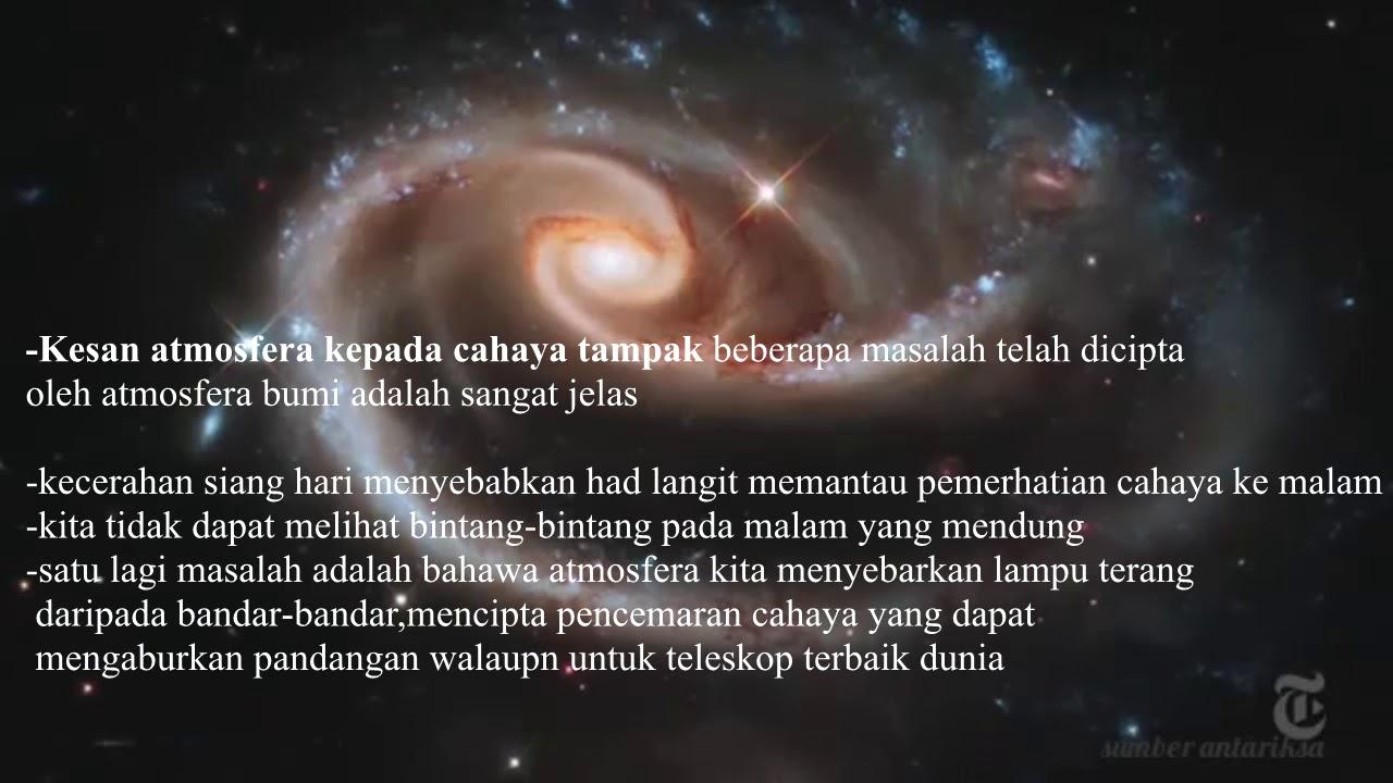 Astronomium teleskop youtube