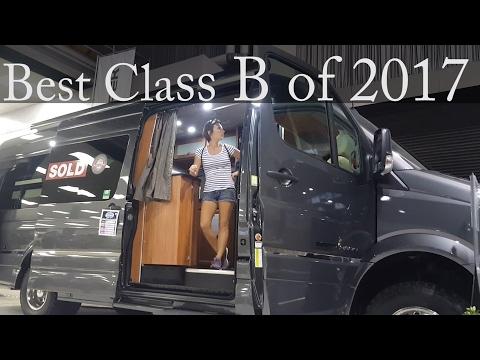 Best Class B @ 2017 Florida RV Super Show