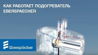 Как работает подогреватель двигателя Hydronic S3 Economy? Как устроен отопитель Эберспехер?