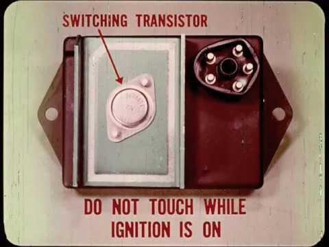 Chrysler Master Tech - 1972, Volume 72-3 Ignition Systems for '72