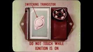 Chrysler Master Tech - 1972, Volume 72-3 Ignition Systems for