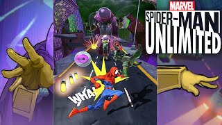 Spider-Man Unlimited iOS / Android Mysterio Gameplay Livestream