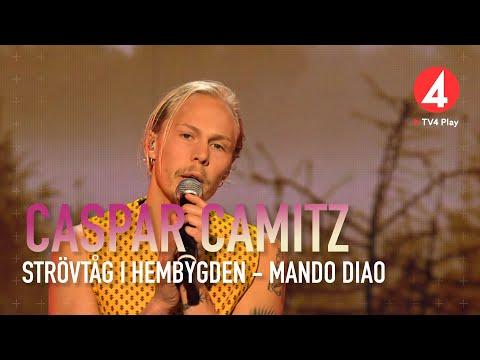 """Caspar Camitz – """"Strövtåg i hembygden"""" – Mando Diao – Idol 2020 - Idol Sverige (TV4)"""
