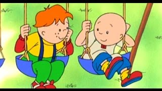 Caillou for kids -- Caillou English