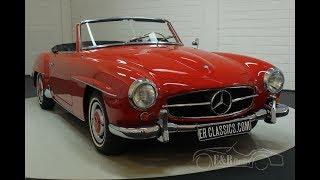 Mercedes-Benz 190 SL cabriolet 1962-VIDEO- www.ERclassics.com