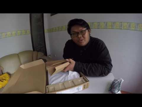 Unboxing + Quick Review Acer E5-553G FX 9800p  !!