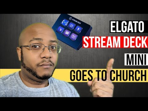 Elgato Stream Deck Mini - Goes To Church