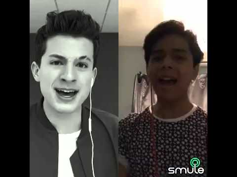 One Call Away by Charlie Puth & Ewal (cover) #smule