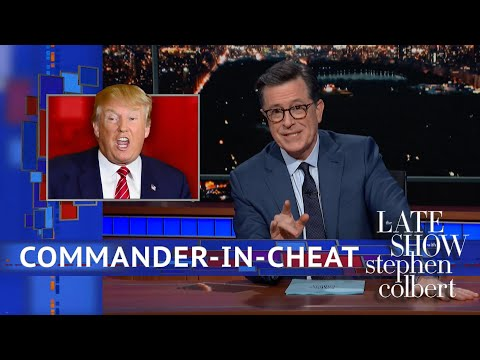 Donald Trump Sucks At Golf
