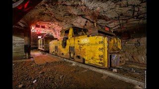 видео шахтных электровозов