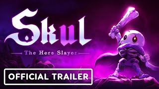 Skul: The Hero Slayer - Official PS4, Xbox & Switch Release Date Trailer