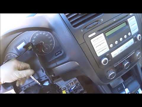 fixing the VW Jetta keys in the ignition without buying any parts