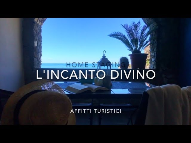 HOME STAGING | L'Incanto Divino | AFFITTI TURISTICI