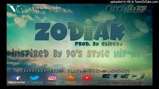 [90's Hip-Hop Beat] Zodiak - Prod. By ELITEDJ