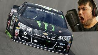NASCAR HUMAN CAR SOUNDS !!!  Crank it up