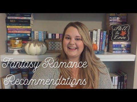 Fantasy Romance Recommendations!