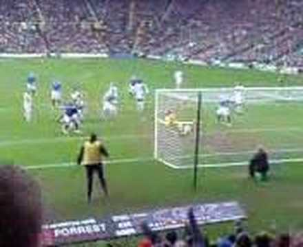 Glasgow Rangers Scoring winner at parkhead! 11/3/07