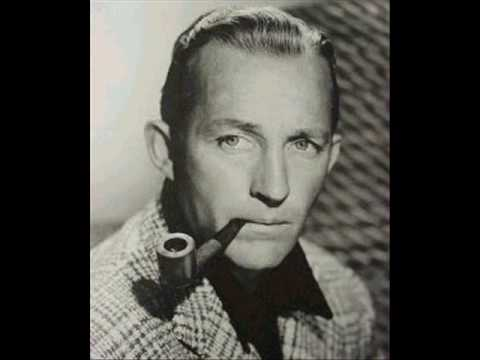 As Time Goes By - Bing Crosby