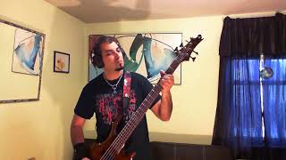 My Dying Bride - My wine in silence Bass cover