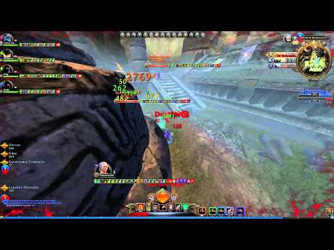 Neverwinter PvP: 7K GS Scrubs+Dinter&Greg vs Absolute (Round 1)