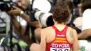 Final 800 metros femenino Osaka 2007