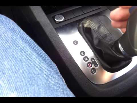 2013 Volkswagen Jetta TDI gear switch problem