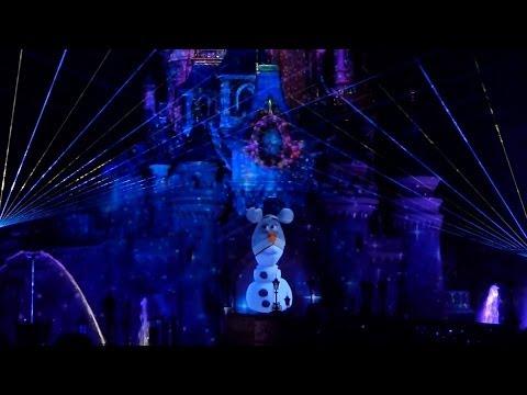Disney Dreams! of Christmas - Disneyland Paris