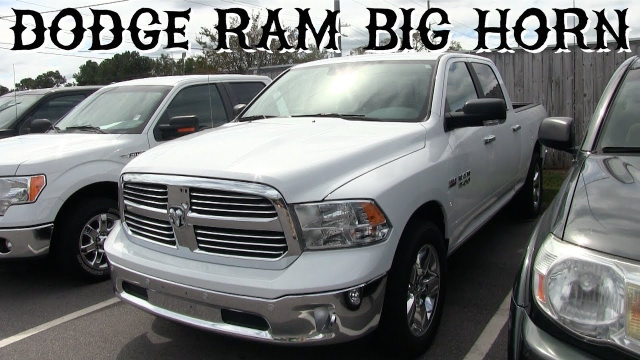 2017 Dodge Ram 1500 Horn Hemi 5 7l V8 For Review At Stokes Mazda Sept