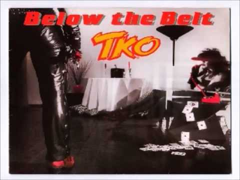 TKO - My Back to the Wall
