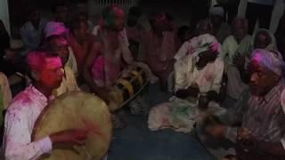 Maithili holi song in Bishaul 8