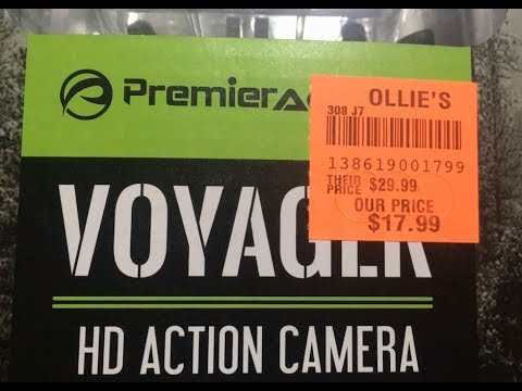 Premier Voyager HD CAMERA DONT BUY OLLIES FIND REVIEW