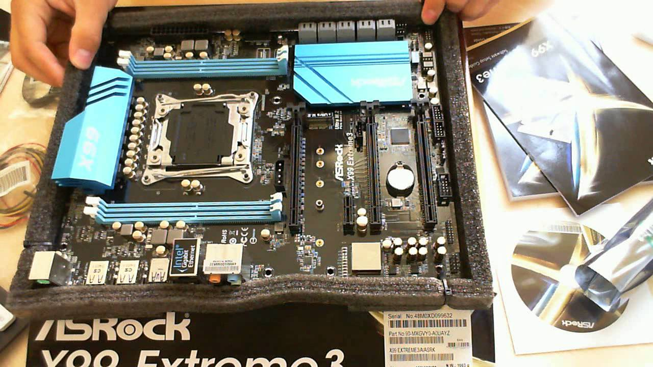 ASROCK X99 EXTREME3 MOTHERBOARD DRIVERS FOR WINDOWS DOWNLOAD