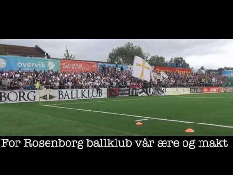 Tribunesang: Rosenborg Ballklub, Vår ære Og Makt