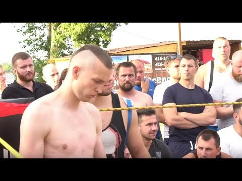 English teacher vs Boxing Fighter ! middleweight
