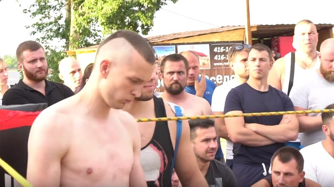 Учитель Английского против Новгородского Бойца !