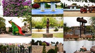 Торревьеха. Парк Наций - местная достопримечательность(Торревьеха… Национальный Парк может так много сказать о жизни в Торревьехе, здесь все создано для комфорт..., 2014-11-23T19:31:31.000Z)