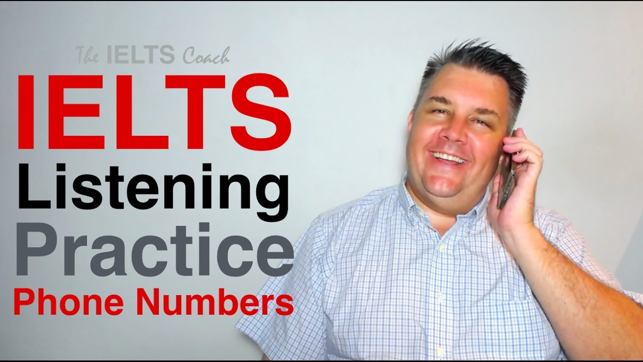 Download IELTS Listening Practice - Phone Numbers