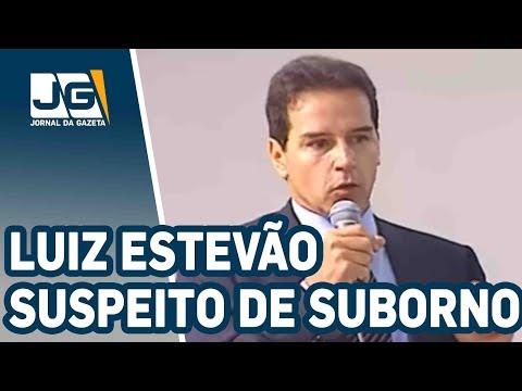 Luiz Estevão suspeito de subornar até na cadeia