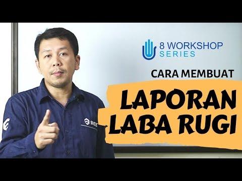 Cara Mudah Membuat Laporan Keuangan - Laporan Laba Rugi - episode 1 | TDA TV