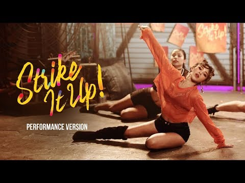 Official Dance Performance MV | 'Strike It Up' - Alex Christine (Rising Legends: Season 2 Winner)