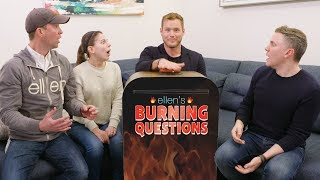 The Ellen Staff's 'Bachelor' Recap Special: Colton Answers Ellen's 'Burning Questions'