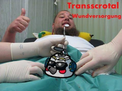 Wundversorgung des Transscrotal Piercings - 2 Hilfreiche Tipps -