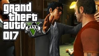 GTA V (GTA 5) [HD+] #017 - Bierschiss & Chinesen ★ Let