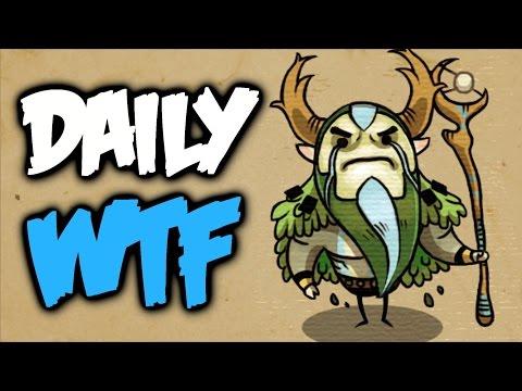 Dota 2 Daily WTF - Rosh Min 0