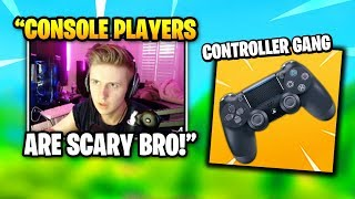 Symfuhny Explains Why You Should NEVER 1v1 Console Players | Fortnite Daily Funny Moments Ep.352