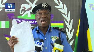 Alleged Exam Malpractice: 'Show Up For Your Own Good' Police Tell Senator Adeleke, Four Others
