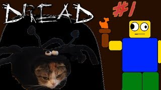 Roblox Dread [Episode 1] Best Game Intro EVER!