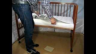 Гречано-кокосовый детский матрас DANPOL(, 2012-04-22T02:43:27.000Z)